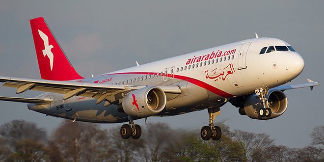 Air Arabia booste son bénéfice