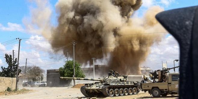 Libye : Plus de 120 morts dans les combats