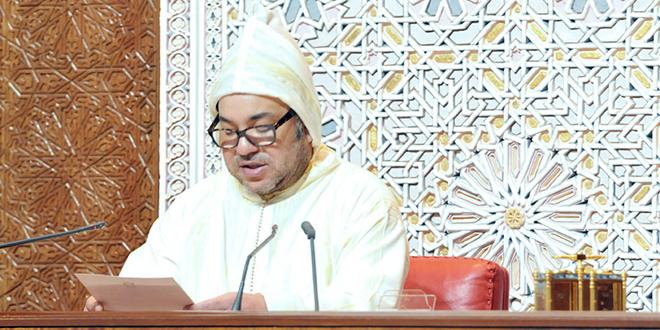Ouverture de l'année législative: Texte Intégral du discours royal