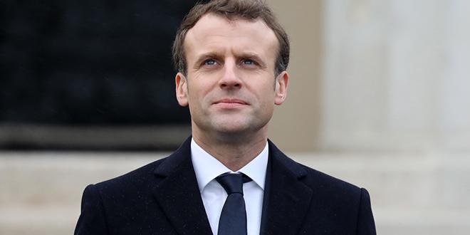Des menaces d'attaque visant Macron