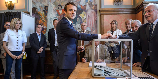 Législatives françaises : Macron rafle la mise