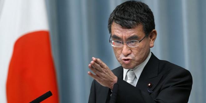 Le Japon clashe le polisairo