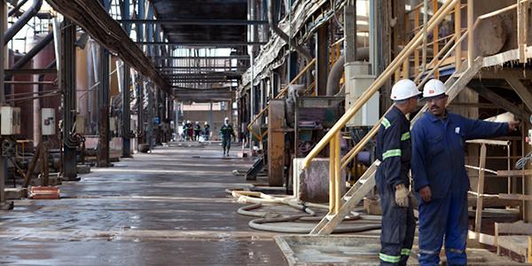 Managem: Le chiffre d'affaires progresse au T1