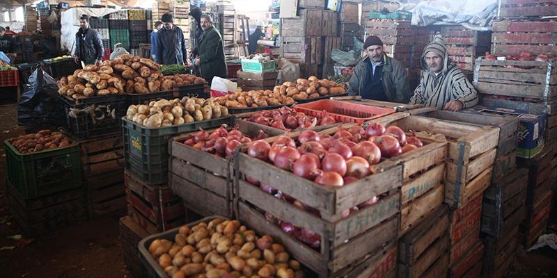 Tétouan: Le marché de gros améliore ses recettes annuelles
