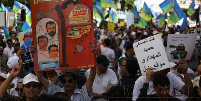 Les détenus du Hirak suspendent leur grève de la faim