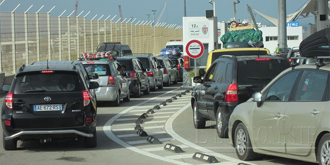 Marhaba 2018 : Plus de 1,7 million de passagers à Tanger Med