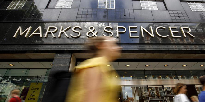 La chaîne Marks and Spencer annonce 7.000 suppressions d'emplois