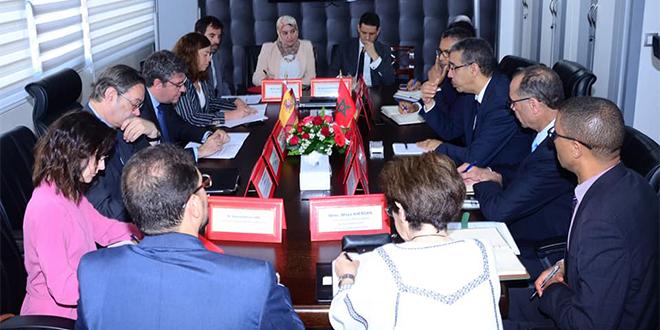 Maroc-Espagne : Vers une 3e ligne d'interconnexion électrique