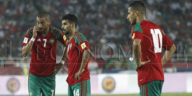 Classement FIFA: Le Maroc monte