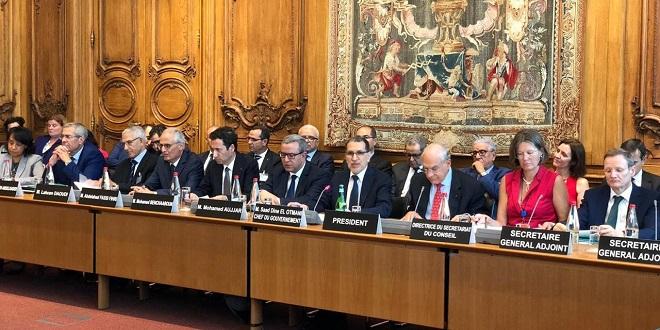 Programme pays : Le Maroc reconduit l'accord avec l'OCDE