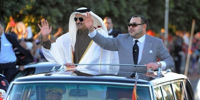 Le Maroc envoie de l'aide au Qatar