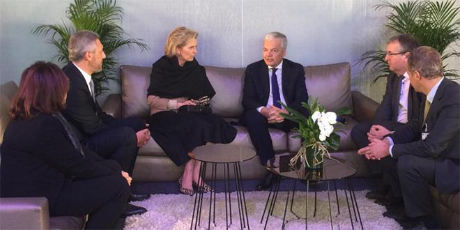 Maroc-Belgique : OCP, Anapec et Imanor concluent des accords