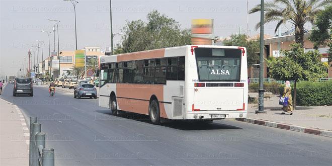 Marrakech/Transport urbain: Alsa roule toujours!