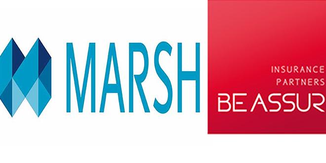 Marsh dans le capital de Beassur