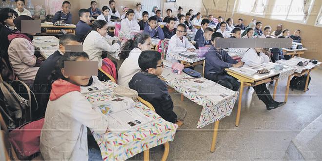 Le recrutement d'enseignants réduira la massification des classes