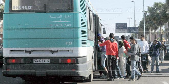 Casablanca: Adieu les 350 bus?