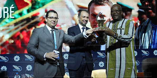 Medays : Le grand prix va au Burkina Faso