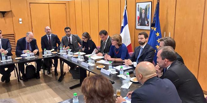Le MEDEF prospecte dans la région de Rabat