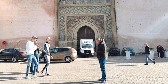 Meknès-Parkings: Le maire veut mettre de l'ordre
