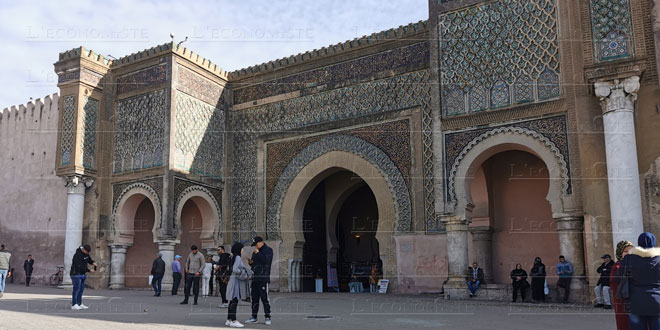 Meknès: Mise à niveau de la ZI de Sidi Bouzekri