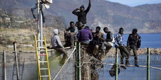 Melilia : Nouvel assaut des migrants subsahariens