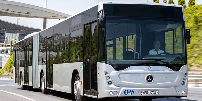 Casablanca: Alsa commande 500 bus chez Daimler