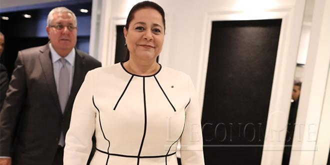 Miriem Bensalah-Chaqroun rejoint l'Alliance GISD