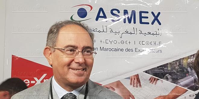 Marrakchi nommé vice-président de l'Asmex