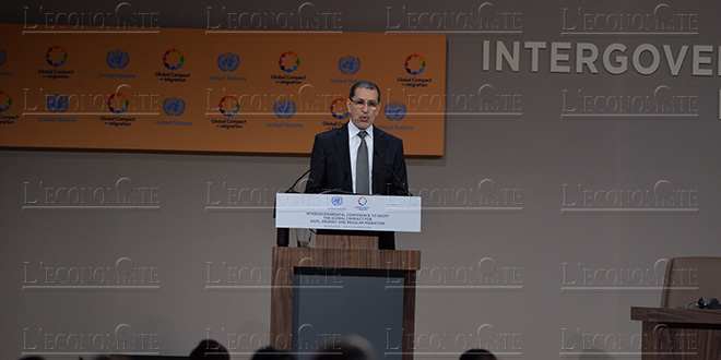 Conférence Intergouvernementale sur la migration: texte intégral du message royal