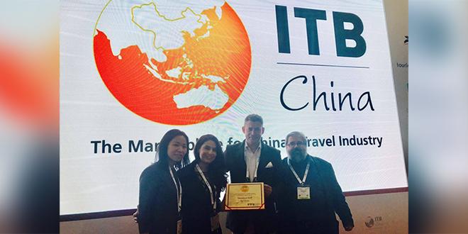 Une agence de voyages marocaine primée en Chine