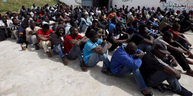 Libye : plus de 130 migrants africains expulsés