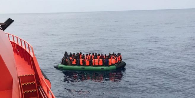 Un patrouilleur marocain sauve 37 migrants en mer