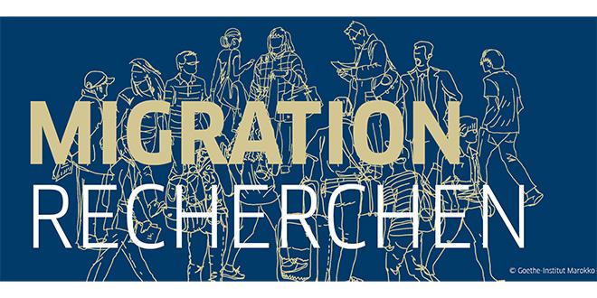 VIDEO-Goethe Institut Marokko: un étude scientifique sur la migration