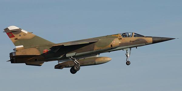 Un avion militaire s'écrase à Taounate