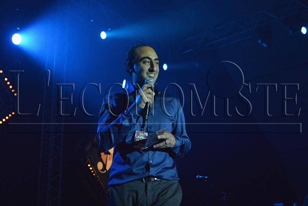 Moulay Ahmed Alami, directeur du festival Jazzablanca