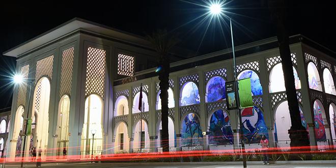 Biennale de Rabat : 140.000 visiteurs en trois mois