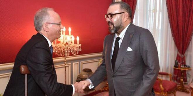 Mohamed Bachir Rachdi nommé par le Roi président de l'INPPC