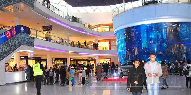 Morocco Mall solidaire avec ses locataires