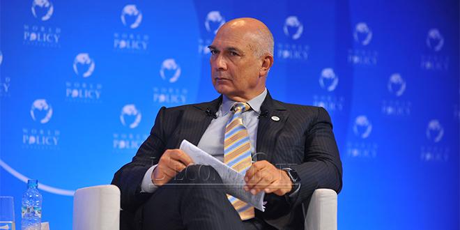 Mostafa Terrab, élu président de l'IFA