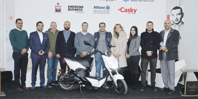 Marrakech: Des 2 roues électriques bientôt en vente