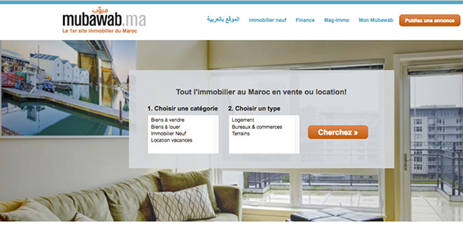 Immobilier: Mubawab lance une nouvelle business unit