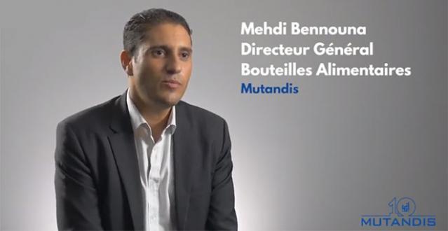 """VIDEO/ """"Mon ambition: que Mutandis détienne une marque produit"""""""