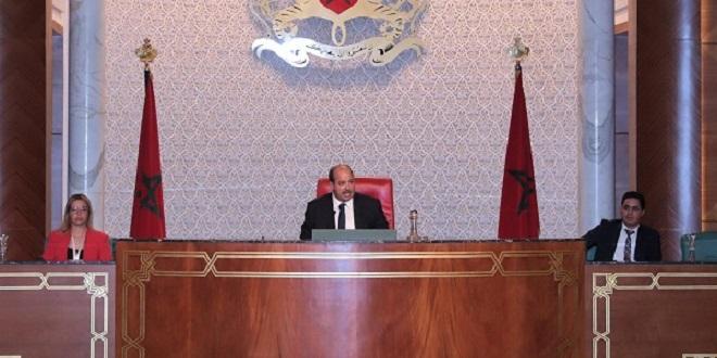 Naam Miyara nouveau président de la Chambre des conseillers