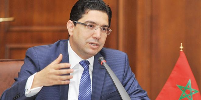 Nasser Bourita s'exprime sur l'état des relations maroco-algériennes