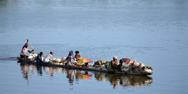 RDC: 50 morts dans le naufrage d'une embarcation