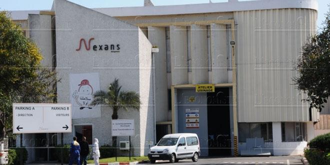 BVC: Suspension de cotation de Nexans Maroc