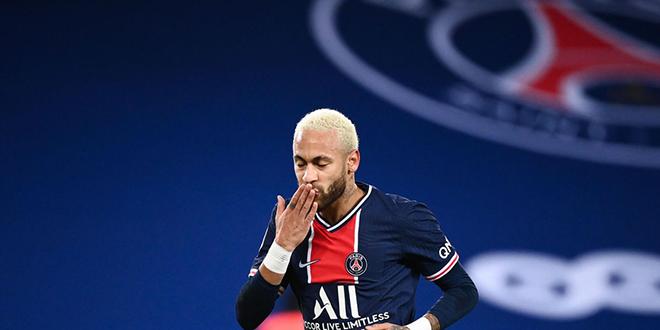 Neymar de retour dans le groupe du PSG