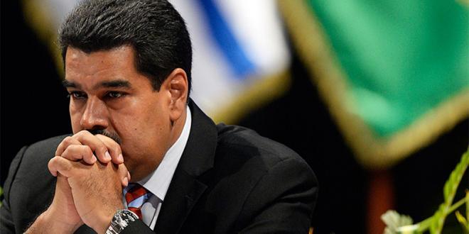 """Nicolas Maduro """"n'est plus le président du Venezuela"""""""