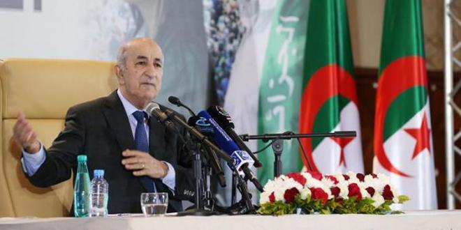 Tebboune met fin aux fonctions du ministre de l'Intérieur