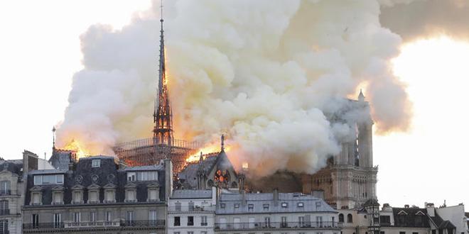 Notre-Dame : Élan de solidarité pour financer la reconstruction